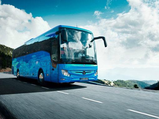 Transporte público y privado de pasajeros